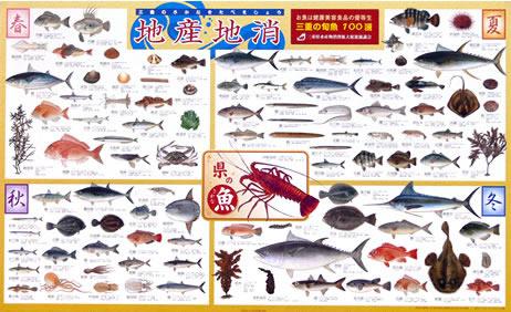魚ポスター